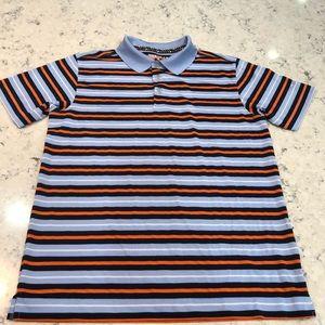 Nike Gold Short Sleeve Polo shirt